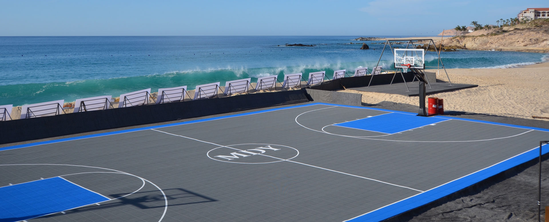 Basketball Courts Deshayes Dream Courts