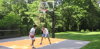 Custom-Outdoor-Basketball-Court
