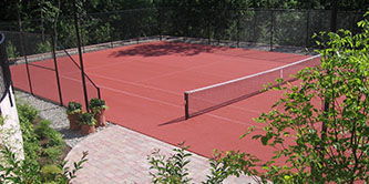 Custom-Tennis-Court