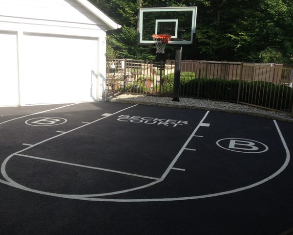 Driveway-basketball-court