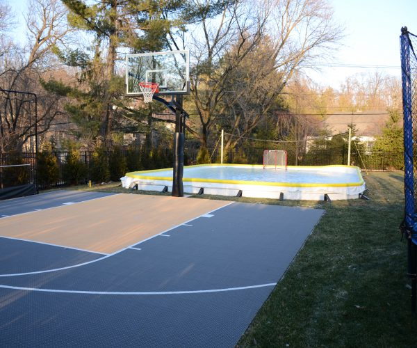 Portfolio Of Custom Courts Deshayes Dream Courts