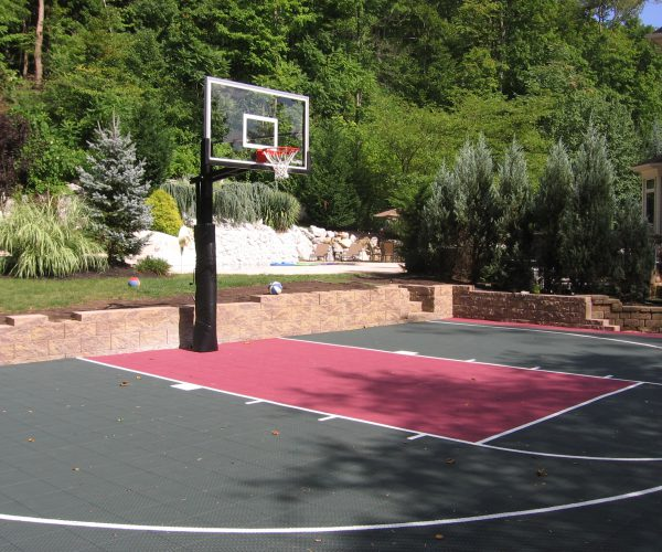 Custom-Outdoor-Half-Basketball-Court-Englewood-Cliffs-NJ-DeShayes-Dream-Courts