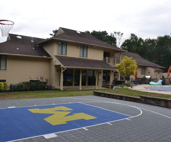 Custom-Outdoor-Half-Basketball-Court-West-Orange-NJ-DeShayes-Dream-Courts