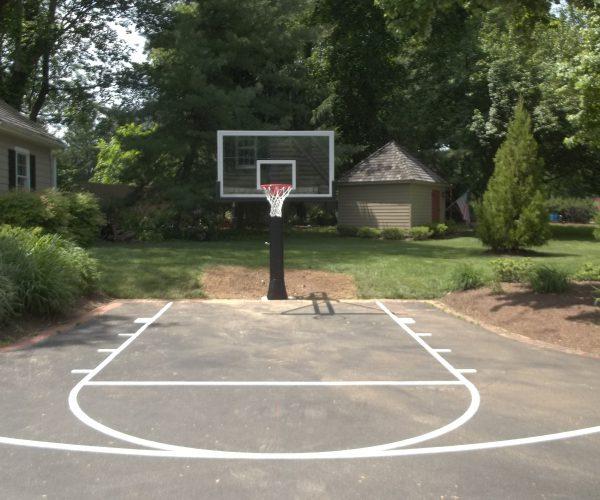 Custom-Outdoor-Half-Basketball-Court2-Perth-Amboy-NJ-DeShayes-Dream-Courts