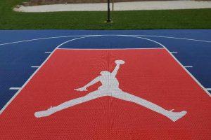 Michael-Jordan-Jumpman-basketball-court-Stencil-Deshayes-Dream-Courts